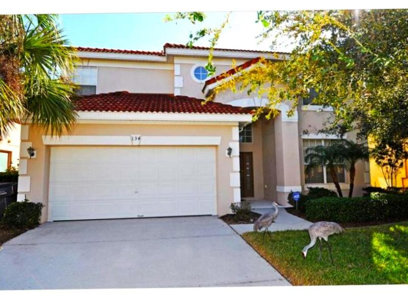Enjoy the best value in this 6 br pool & spa home - Image 1 - Davenport - rentals