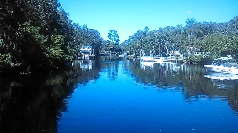 Riverfront - Riverfront/Gulf Access 2 Bedroom Cottage 2100 sf - New Port Richey - rentals