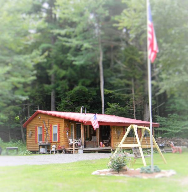 Want a great Adirondack experience? Make this your vacation destination! - Perfect Romantic Adirondack Cabin Escape! - Northville - rentals