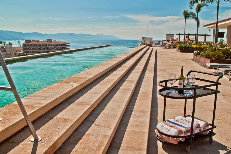 The Park's Sky Terrace - New Condo, Old Town-NearBeach-Largest rooftop pool - Puerto Vallarta - rentals