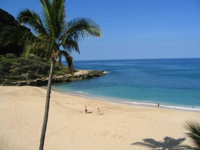 Makaha Surf Beach, 1 mile, just down Kili Drive, from the condo - Wake up to a Beautiful View in Makaha! - Makaha - rentals