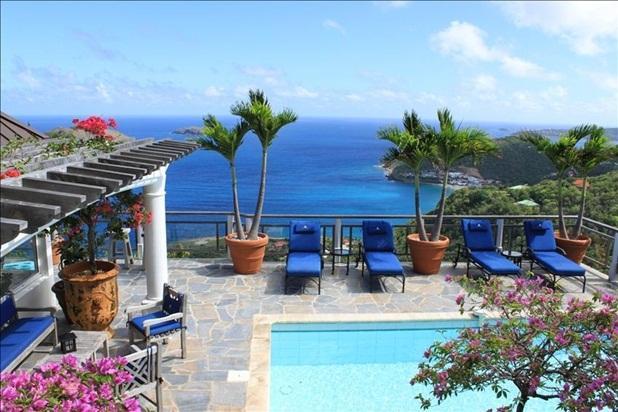 Villa Kercliff - Breathtaking Villa Atop Pointe - Image 1 - Anse des Flamands - rentals