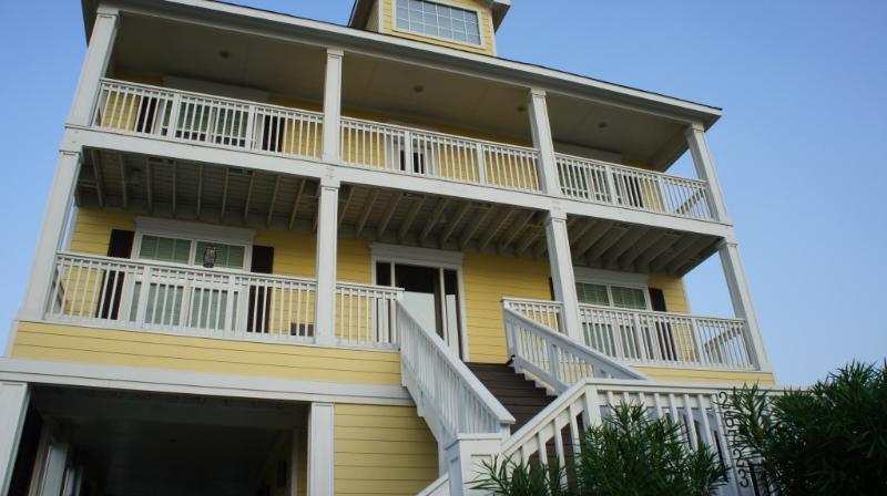 Bay Front Sunset Villa - Image 1 - Tiki Island - rentals