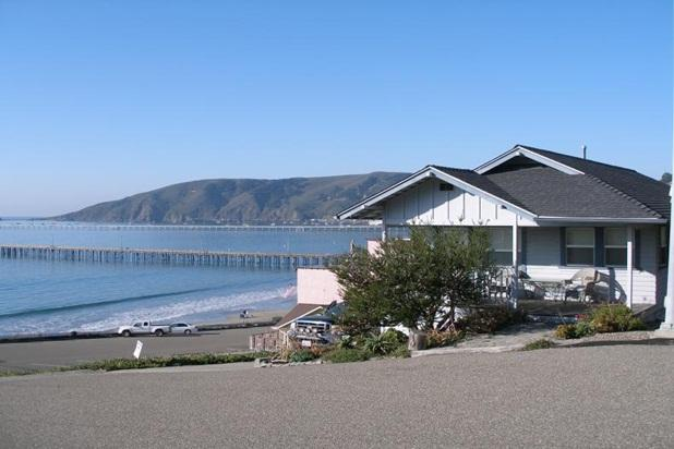 Avila Oceanfront, Views Galore, 3 Bedroom House - Image 1 - Avila Beach - rentals