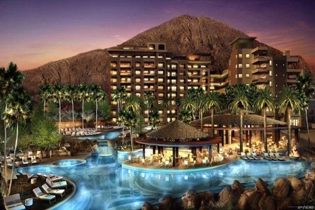 Oceanside Presidential Suite-Grand Solmar Land's End Resort - Image 1 - Cabo San Lucas - rentals
