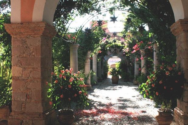 Authentic, Romantic 450 Year-Old Hacienda - Image 1 - San Miguel de Allende - rentals