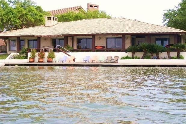 Key Allegro Waterfront Home on Little Bay - Image 1 - Rockport - rentals