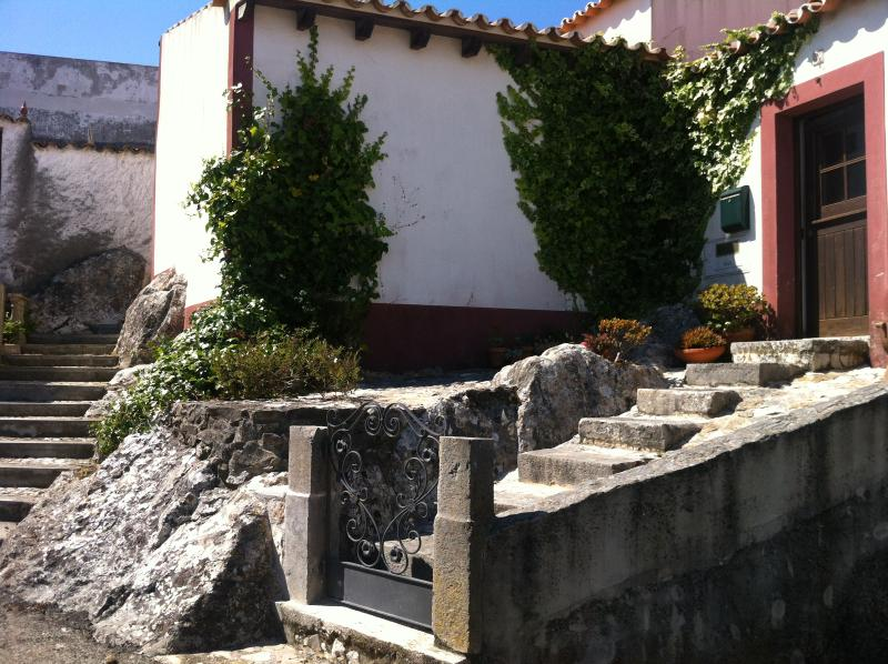 Casa Diane, traditional 14th century house built of stone in historic village - Beautiful Stone House On Silver Coast - Serra del Rei - rentals