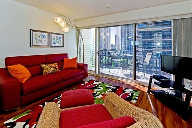 Deluxe Upgraded 2 Bdrm., High Grade Appointments! - Image 1 - Honolulu - rentals