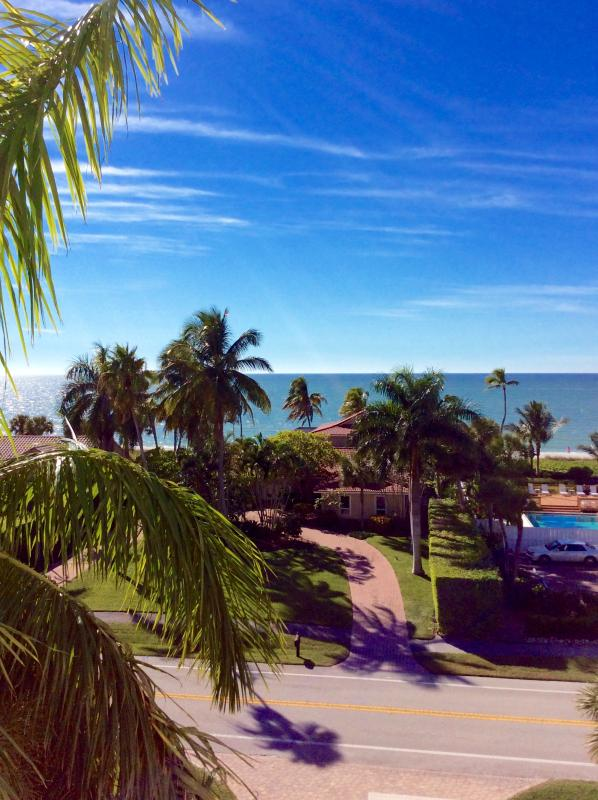 Dreamlike view over the Gulf & Bay of Vanderbilt - Image 1 - Naples - rentals