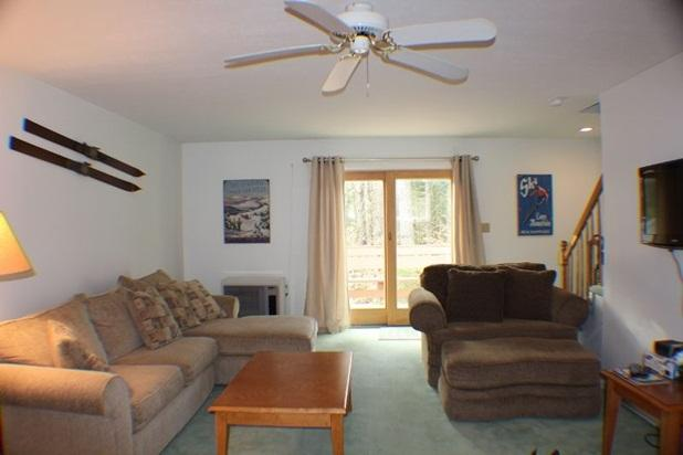 Large 3 Bedroom/3 Bath close to Loon - Image 1 - North Woodstock - rentals