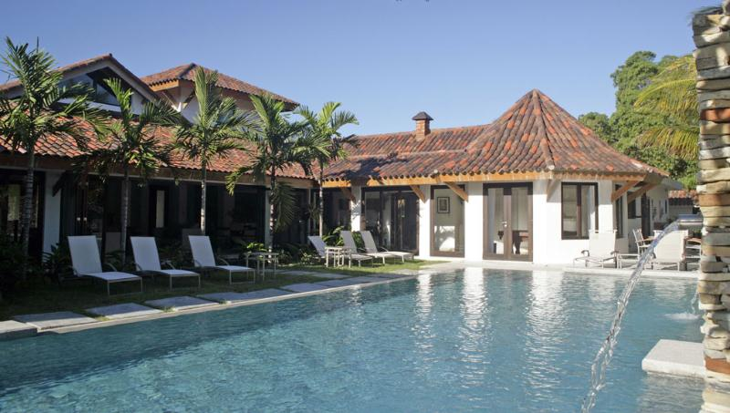 Exclusive Luxury Villa in Ocean Front Gated Commun - Image 1 - Sosua - rentals