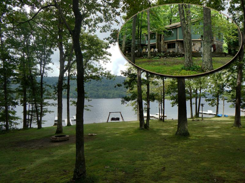 Welcome to Lakeside Vista on the Shores of Deep Creek Lake! - Lakeside Vista-Lake Front! - Oakland - rentals