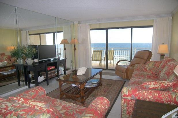 All units have fantastic views of the Gulf of Mexico in every condo at the Dunes - 2 Bedroom Gulf Front Condo on Panama City Bch D602 - Panama City Beach - rentals