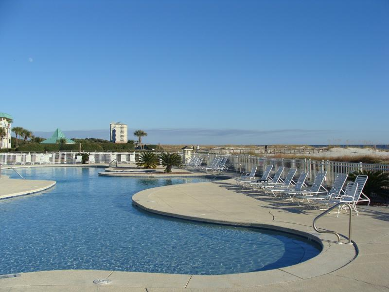 Gulf Shores Plantation Main Pool - Gulf Shores Plantation-Beach Front 6 pools,tennis - Gulf Shores - rentals