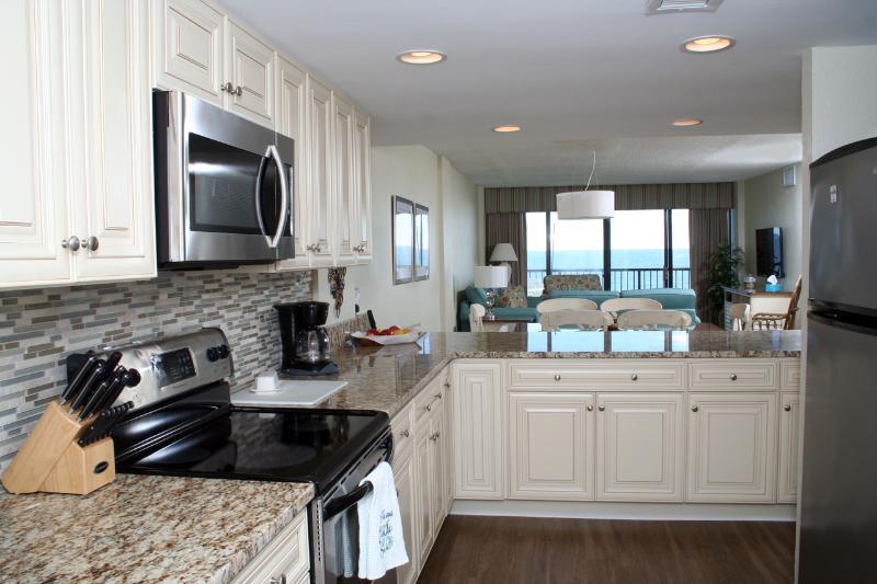 Luxury Oceanfront 3/2 at the Carolina Dunes! - Image 1 - Myrtle Beach - rentals