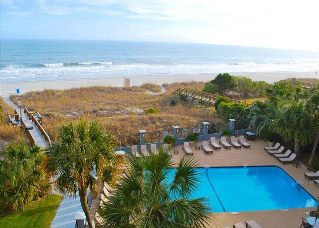Luxury Oceanfront 2/2 at the Carolina Dunes! - Image 1 - Myrtle Beach - rentals