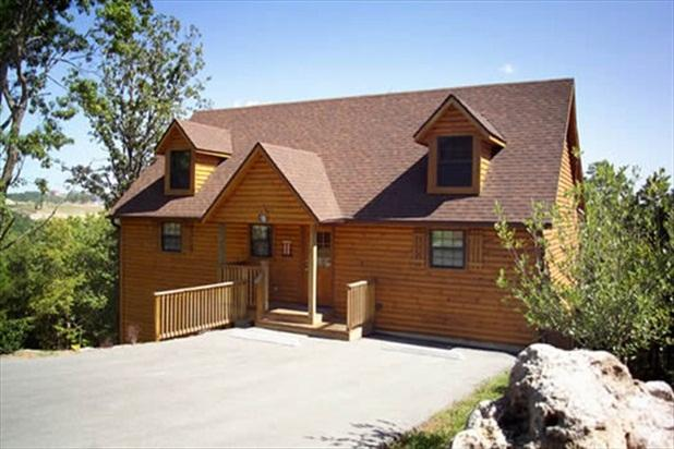 Spacious 12/12 Luxury Cabins in a Resort - Image 1 - Branson - rentals
