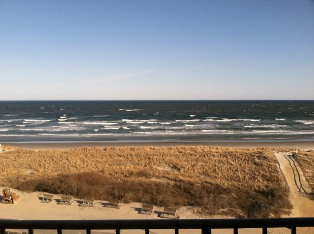 Spectacular view - Ocean front condo with breathtaking view - North Wildwood - rentals