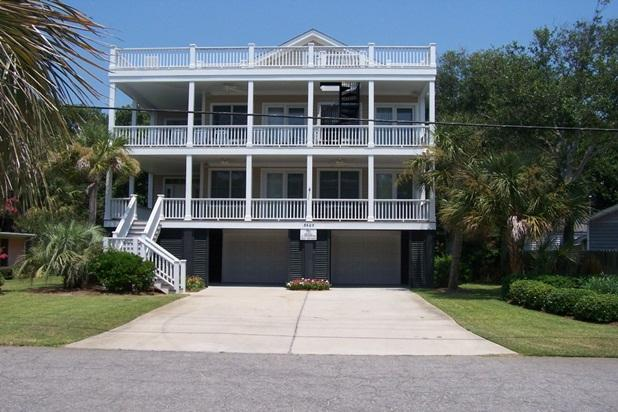 Ocean Views! Luxurious Vacation Home to Remember! - Image 1 - Isle of Palms - rentals