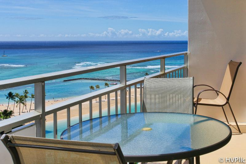Waikiki Ilikai 1636 Ocean Lagoon Fireworks Views - Image 1 - Waikiki - rentals