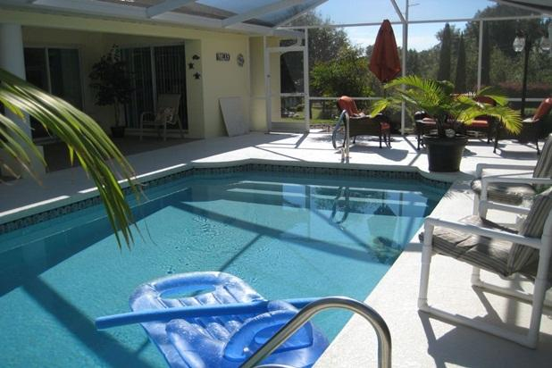 3 Bedroom Villa located at Golfcourse - Image 1 - Inverness - rentals