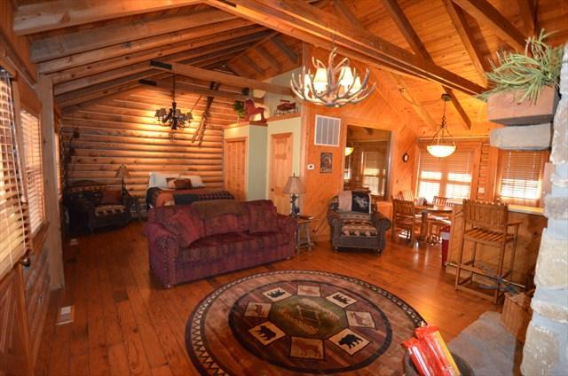 Branson Woods 1 Bedroom Family Cabin - Image 1 - Branson - rentals