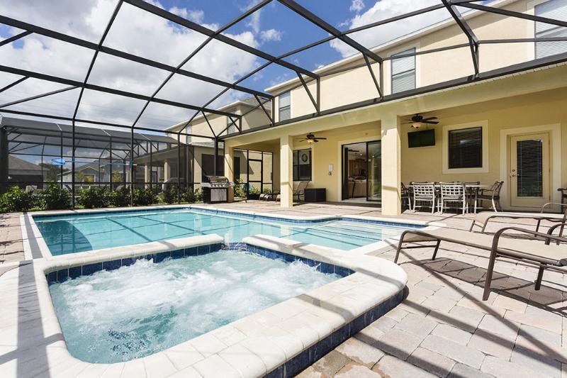Providence Resort Villa New 8 Bedroom Luxury Home - Image 1 - Davenport - rentals