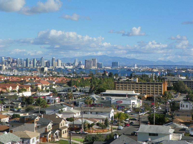 You can see forever! - Views Views and more Views! - Mission Beach - rentals