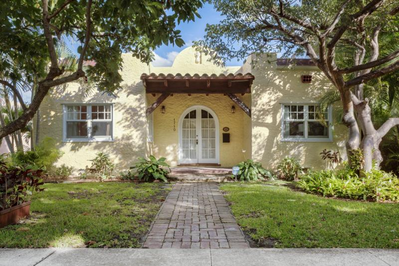 Casa Paradiso - Casa Paradiso in Historic Grandview Heights - West Palm Beach - rentals