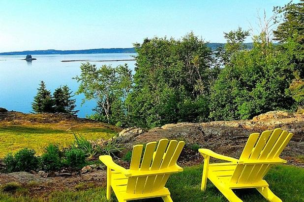 64 Private Acres Nestled Cabins, Cottages and Houses - Image 1 - Eastport - rentals