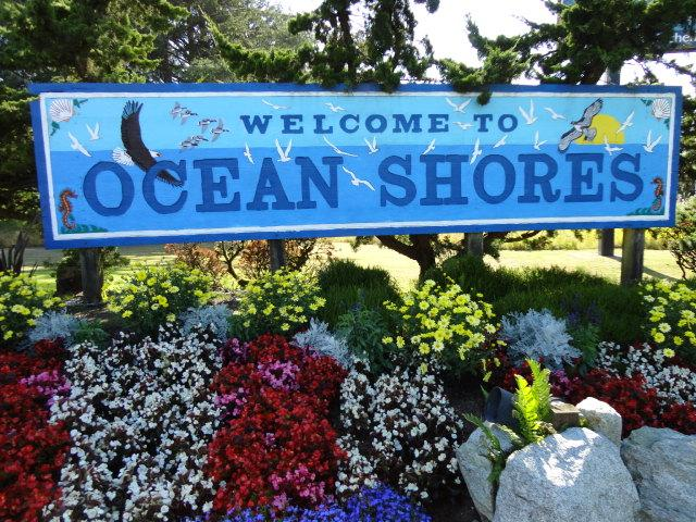 The ultimate welcome when entering this beloved city. - Ocean Shores- Near Beach, Downtown and Lakes - Ocean Shores - rentals