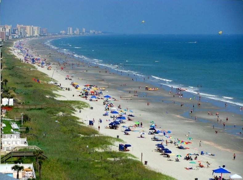 Windy Hill is famous for this Beach! - Rare 5 star 3/BR/3 Bth Beachfront Weekly  2200 - North Myrtle Beach - rentals