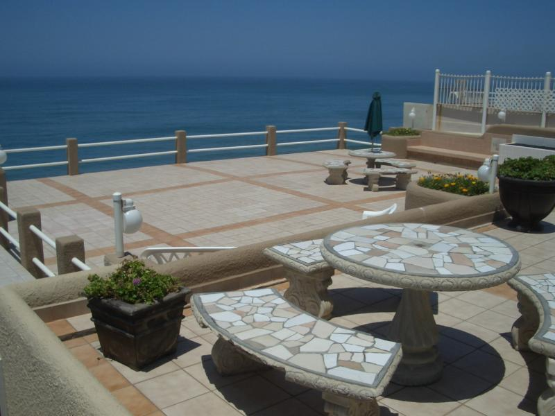 Oceanfront Privacy - Amazing Feel! - Image 1 - Rosarito Beach - rentals