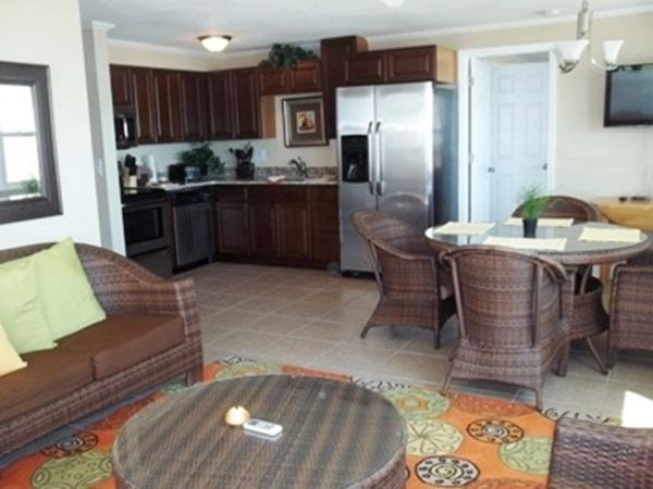 Living Room - Beach Home - January Specials - Luxury North Villa - Oceanfront - Daytona Beach - rentals