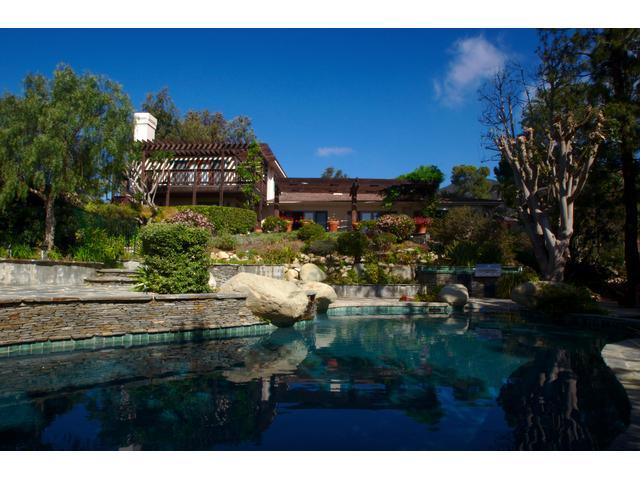 #296 Private Malibu Ranch Style Estate - Image 1 - Malibu - rentals