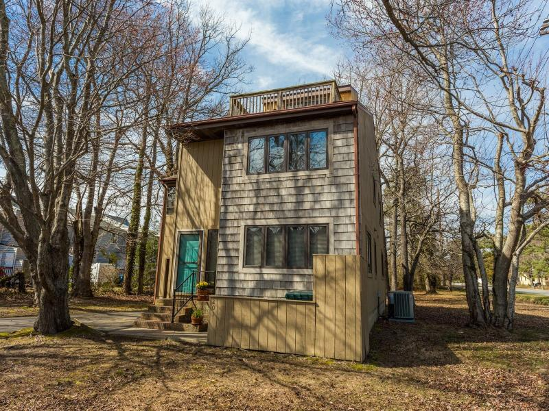 Exterior- front - Newly redecorated-2 blk to the beach, private yard - Dewey Beach - rentals