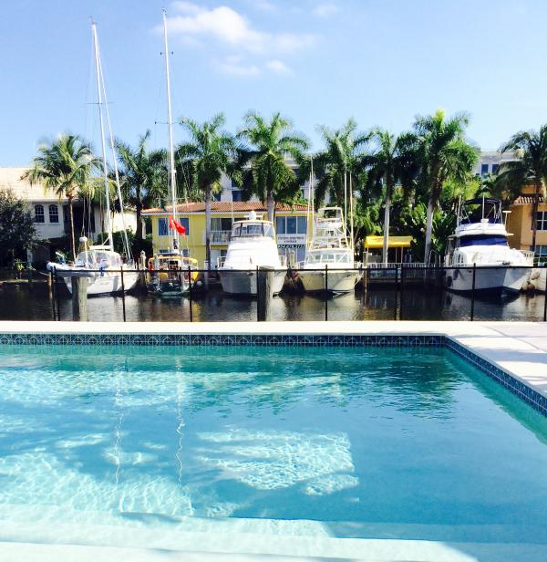 Waterfront, close to beach, pool, luxury community - Image 1 - Fort Lauderdale - rentals
