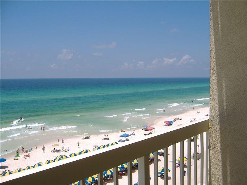 Beachfront. Sleeps 6. Jan. & Feb. 33% Discount! - Image 1 - Panama City Beach - rentals