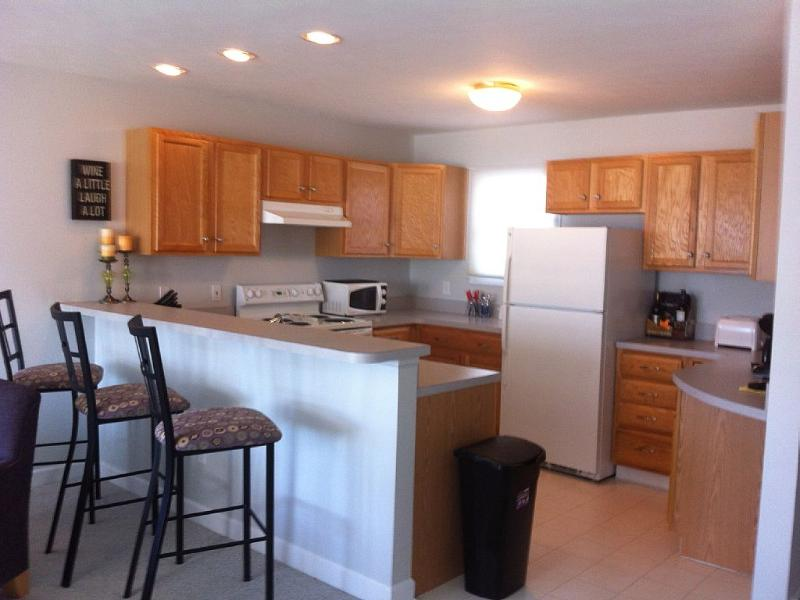 3 Level townhome Harbor Village harbor and lake vi - Image 1 - Manistee - rentals