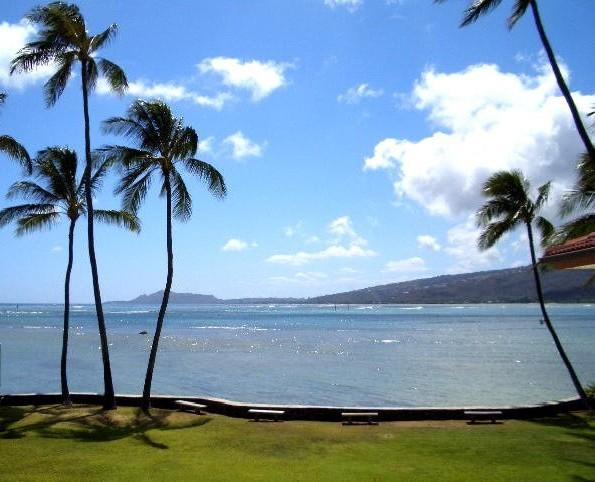 Hawaii Beachfront Villa - Image 1 - Honolulu - rentals