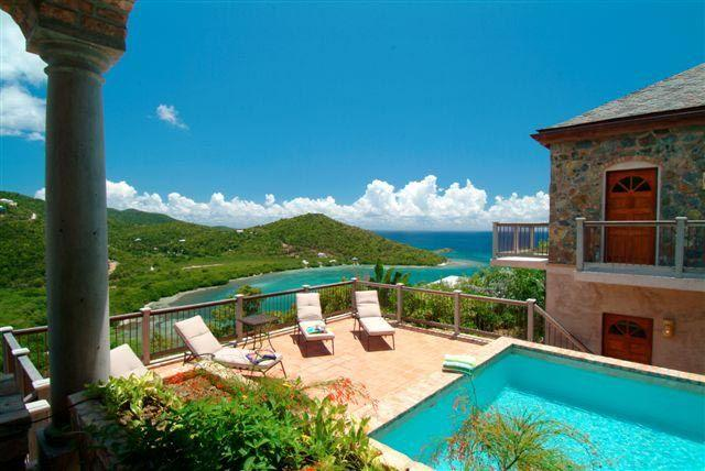 Villa Cara Mia  Luxurious Pool Villa - Image 1 - Cruz Bay - rentals