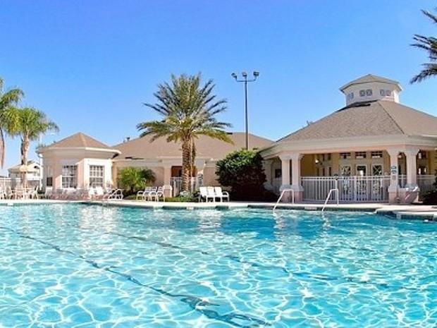 Windsor Palms Resort Club House - 3miles to Disney-Windsor Palms resort villa-WiFi - Four Corners - rentals