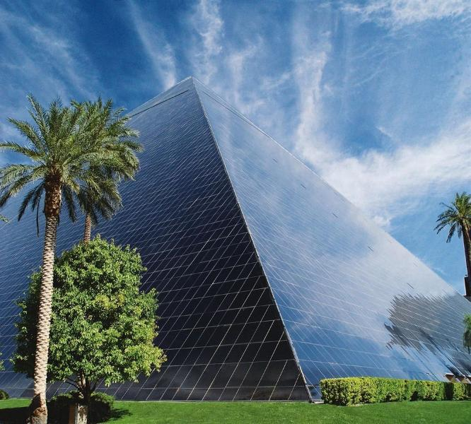 Hotel View - Incredible Luxor Hotel and Casino, Las Vegas, NV - Las Vegas - rentals