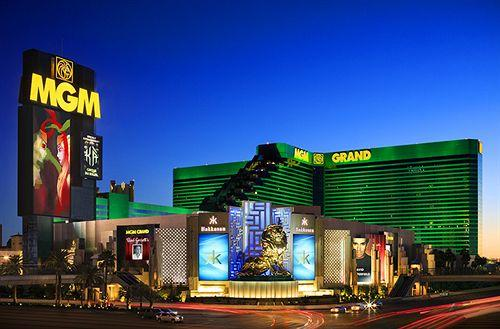 Hotel View - Outstanding MGM Grand Hotel & Casino, Las Vegas - Las Vegas - rentals
