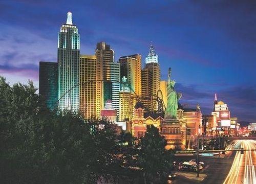 Hotel View - Stellar NY NY Hotel & Casino, Las Vegas, NV - Las Vegas - rentals