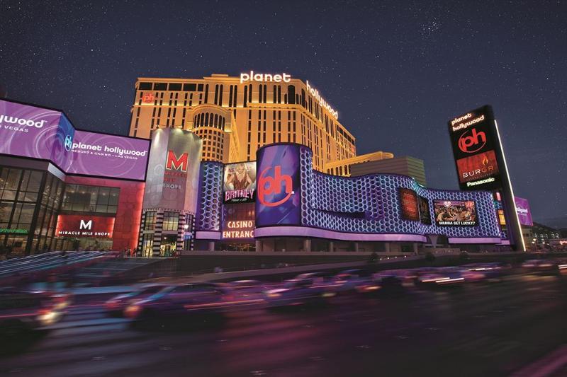 Hotel View - Fantastic Planet Hollywood Resort & Casino, Vegas - Las Vegas - rentals