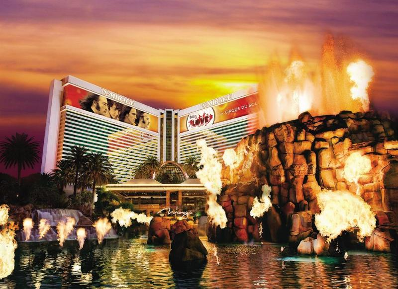 Hotel View - Stunning The Mirage Resort & Casino, Las Vegas, NV - Las Vegas - rentals