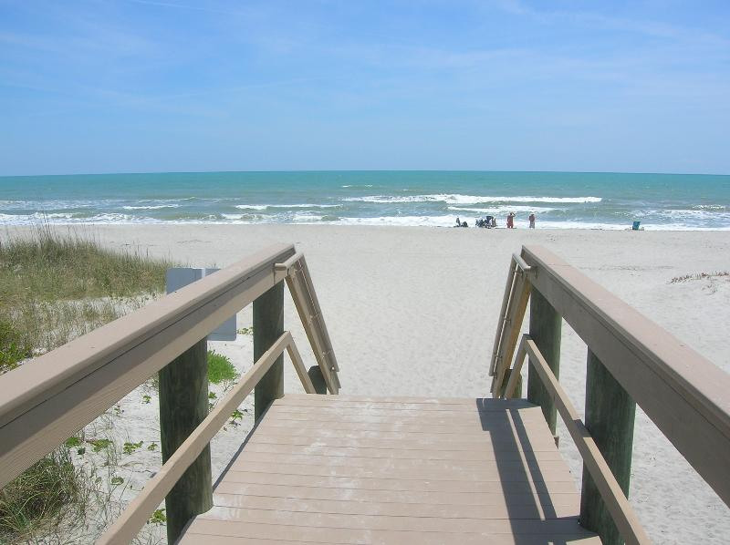 Cocoa Beach Oceanfront Getaway - Image 1 - Cocoa Beach - rentals