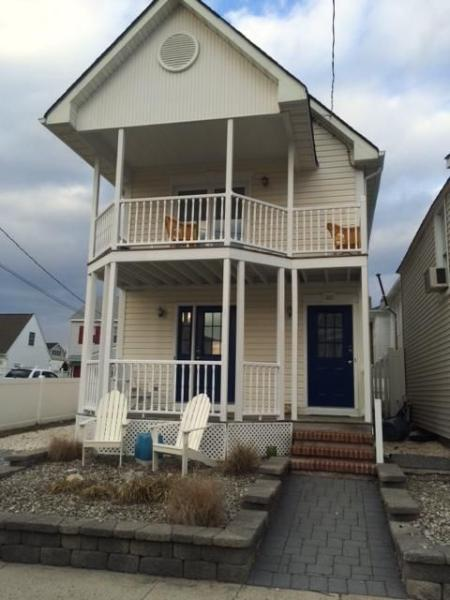 Fabulous Oceanside Rental One House from the Beach - Image 1 - Bradley Beach - rentals